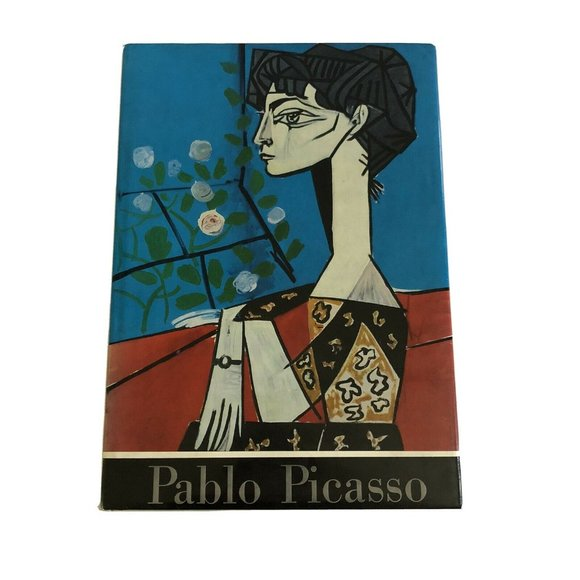 Pablo Picasso Hardcover Coffee Table Book 1955